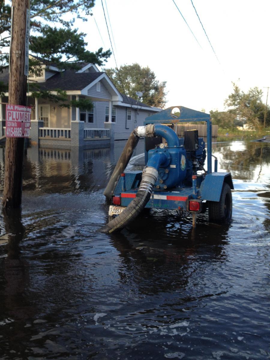 Hurricane Isaac Updates | Bridge The Gulf Project