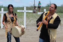 grand isle ceremony