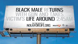 nola for life billboard
