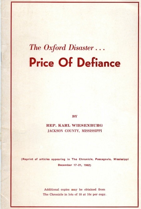 price of defiance